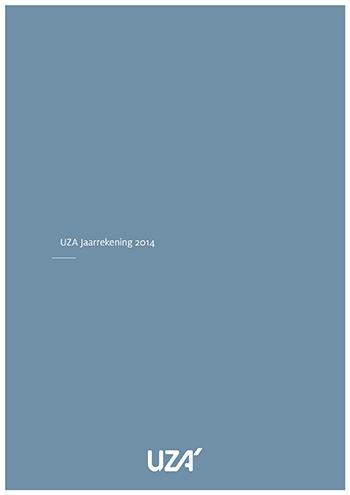 UZA jaarrekening 2014